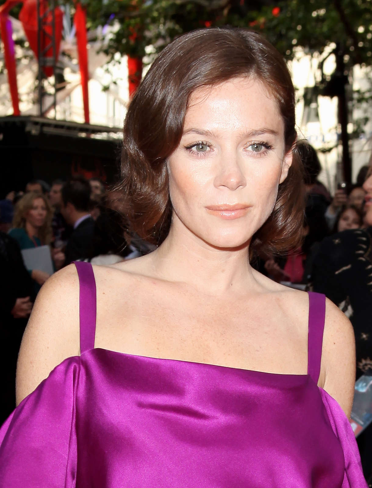 Anna Friel The Amazing Spider-Man premiere UK