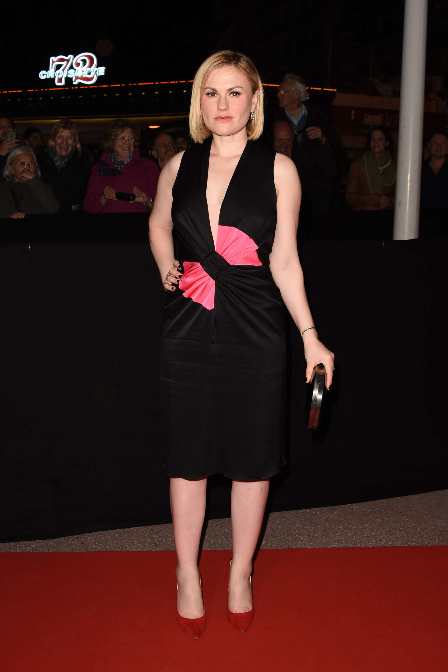 Anna Paquin MIPTV Gala in Cannes