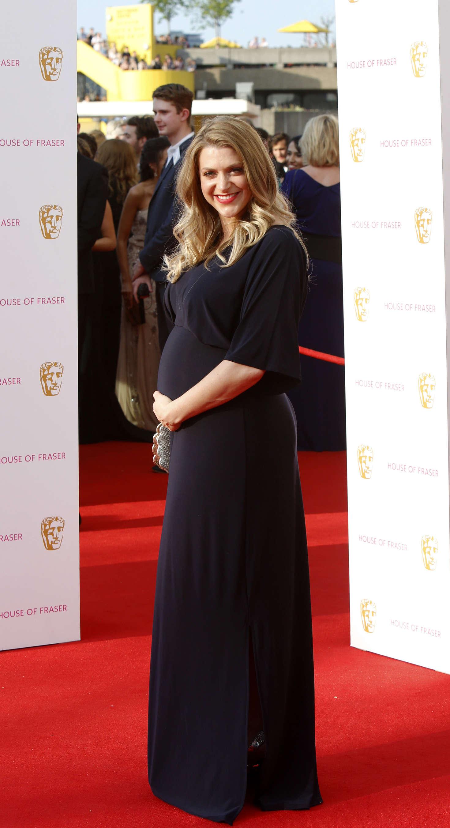 Anna Williamson BAFTA TV Awards in London