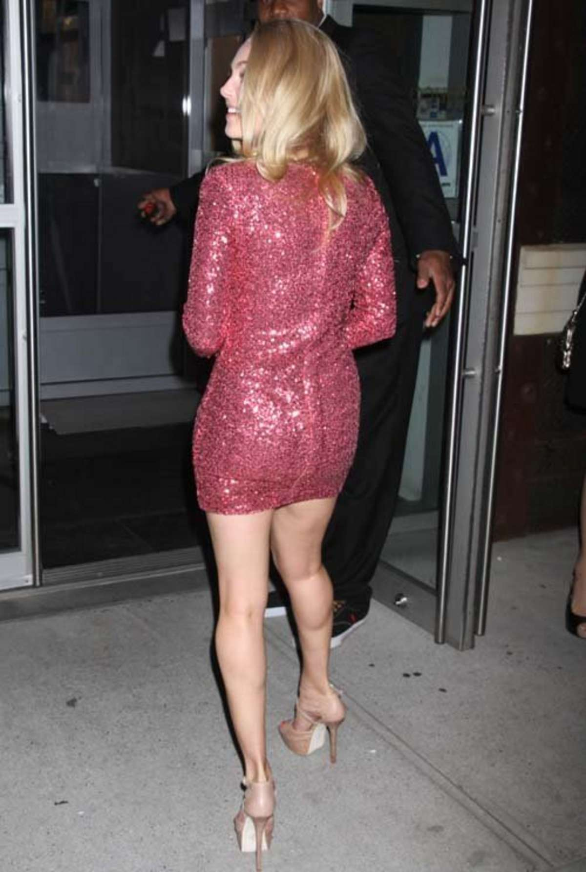 AnnaSophia Robb The CW Networks Upfront afterparty in New York