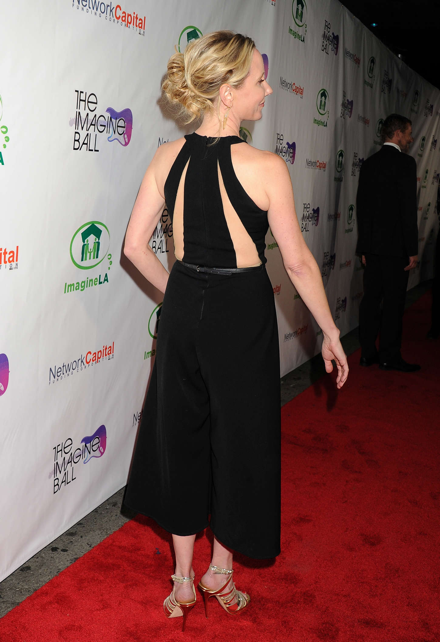 Anne Heche The Imagine Ball in West Hollywood