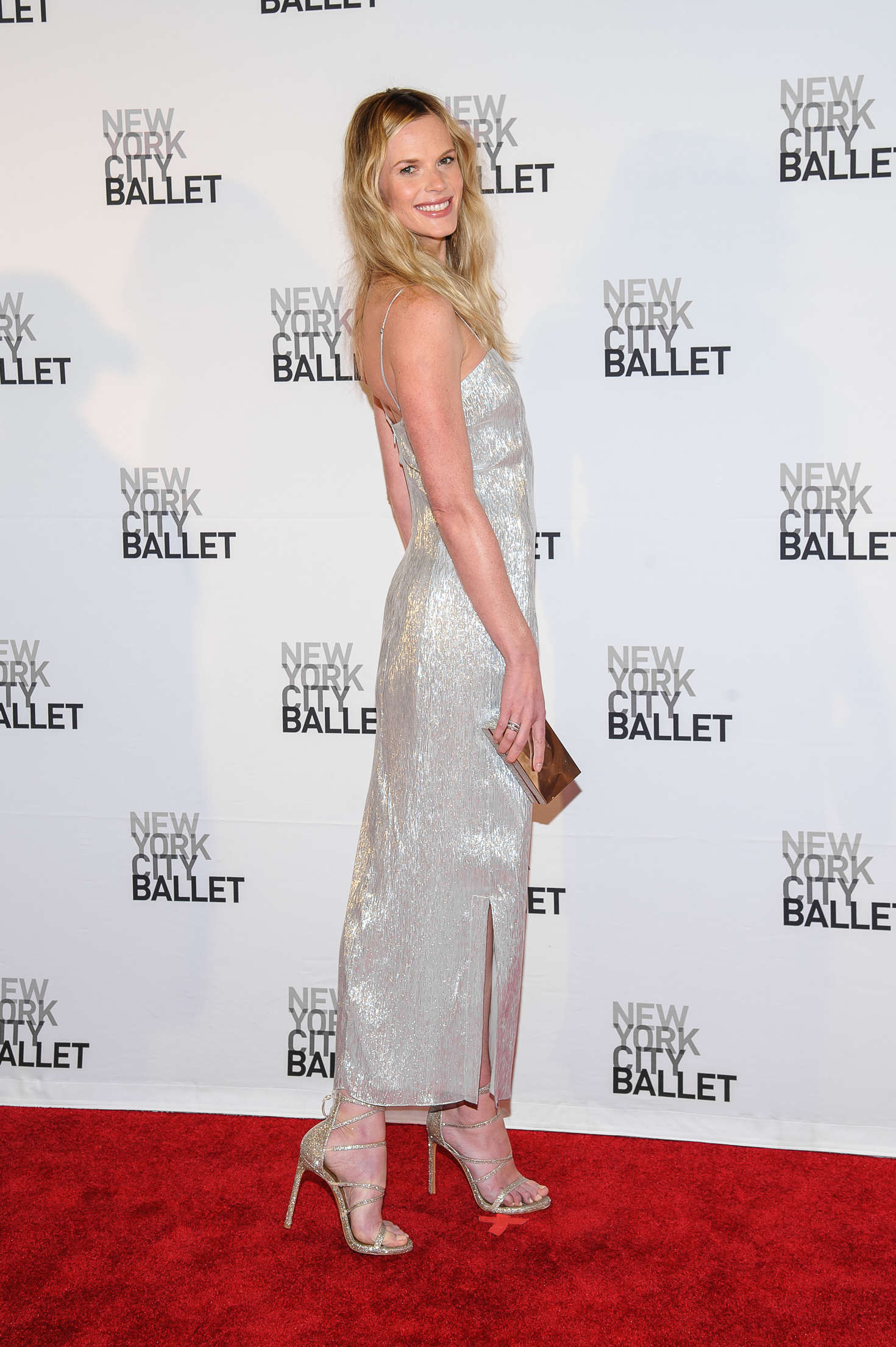 Anne Vyalitsyna New York City Ballet Spring Gala in New York