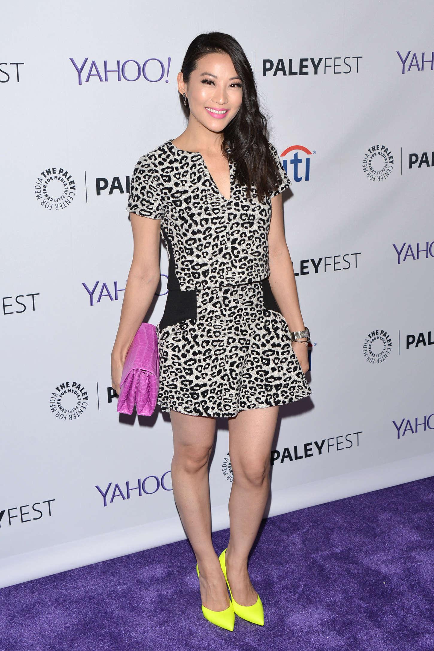 Arden Cho Annual PaleyFest in Hollywood