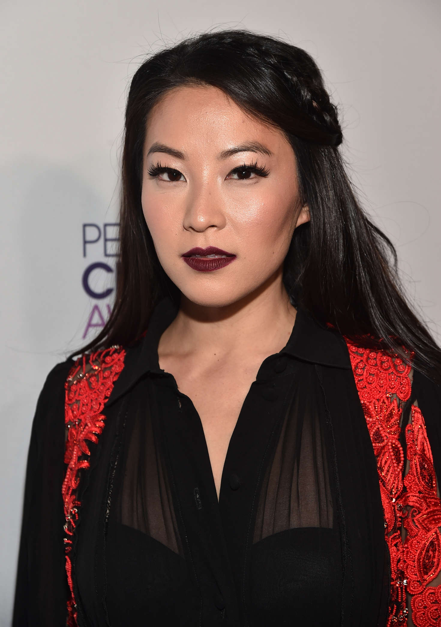Arden Cho Daily Mails Peoples Choice Awards After Party in Los Angeles