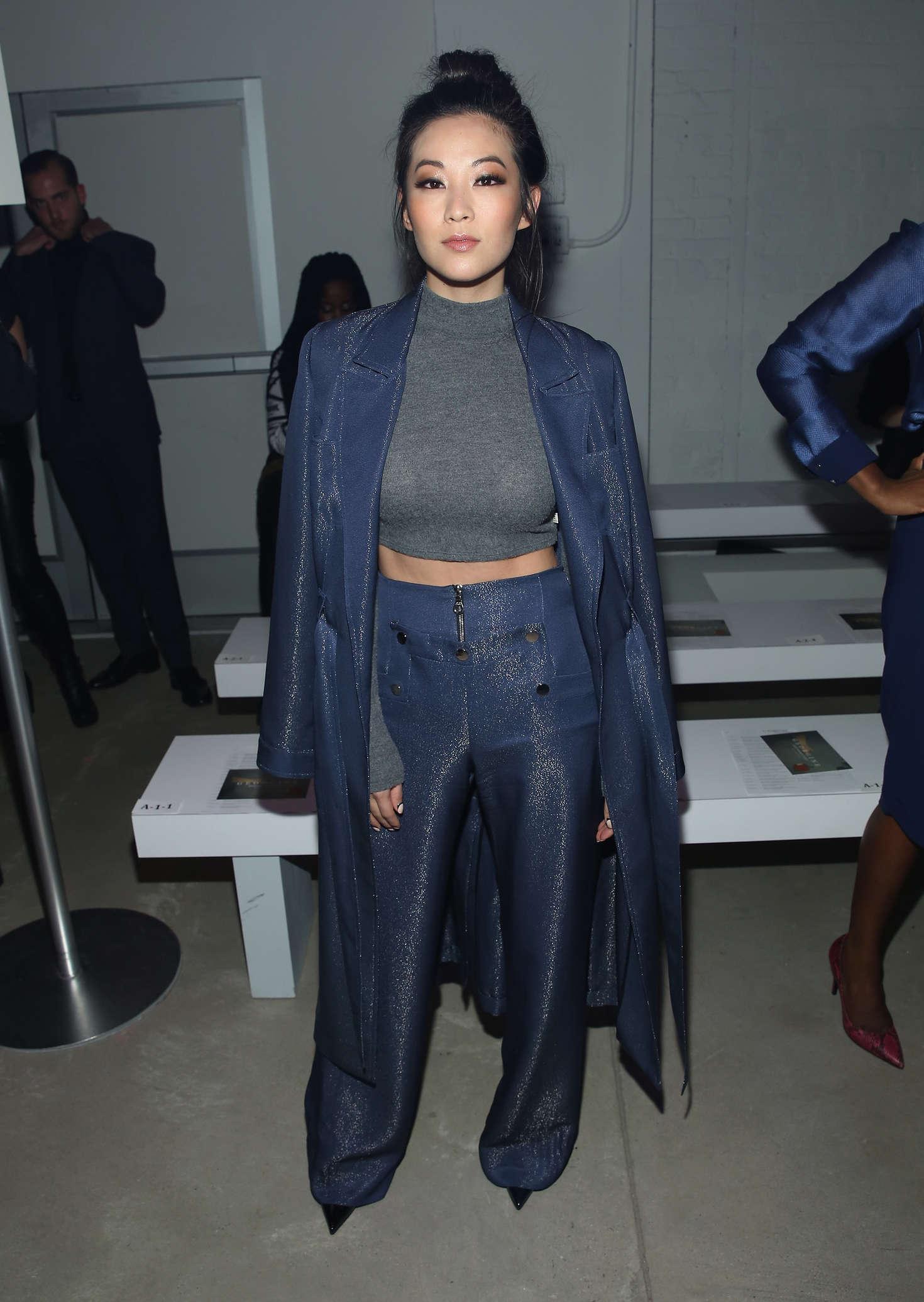 Arden Cho Georgine Fashion Show in New York