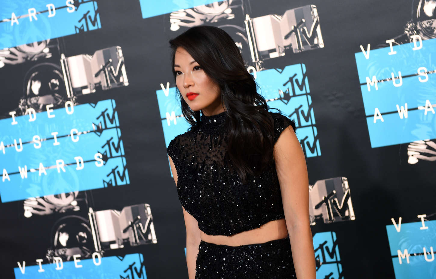 Arden Cho MTV Video Music Awards in Los Angeles