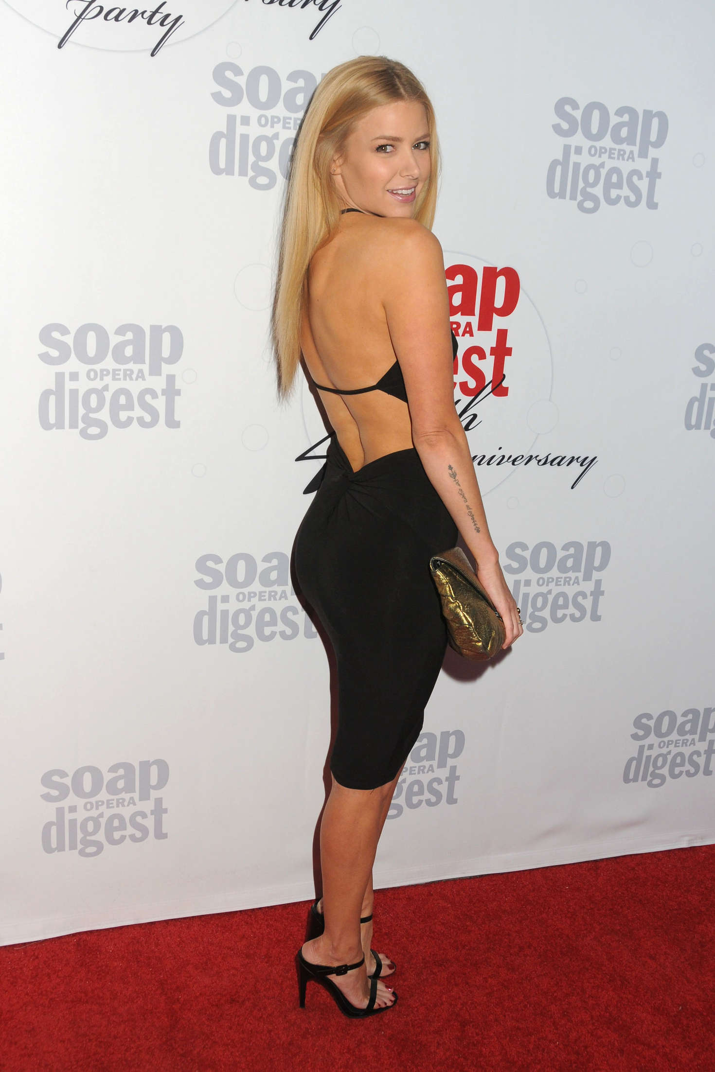 Ariana Madix The Soap Opera Digests Anniversary Event in Hollywood