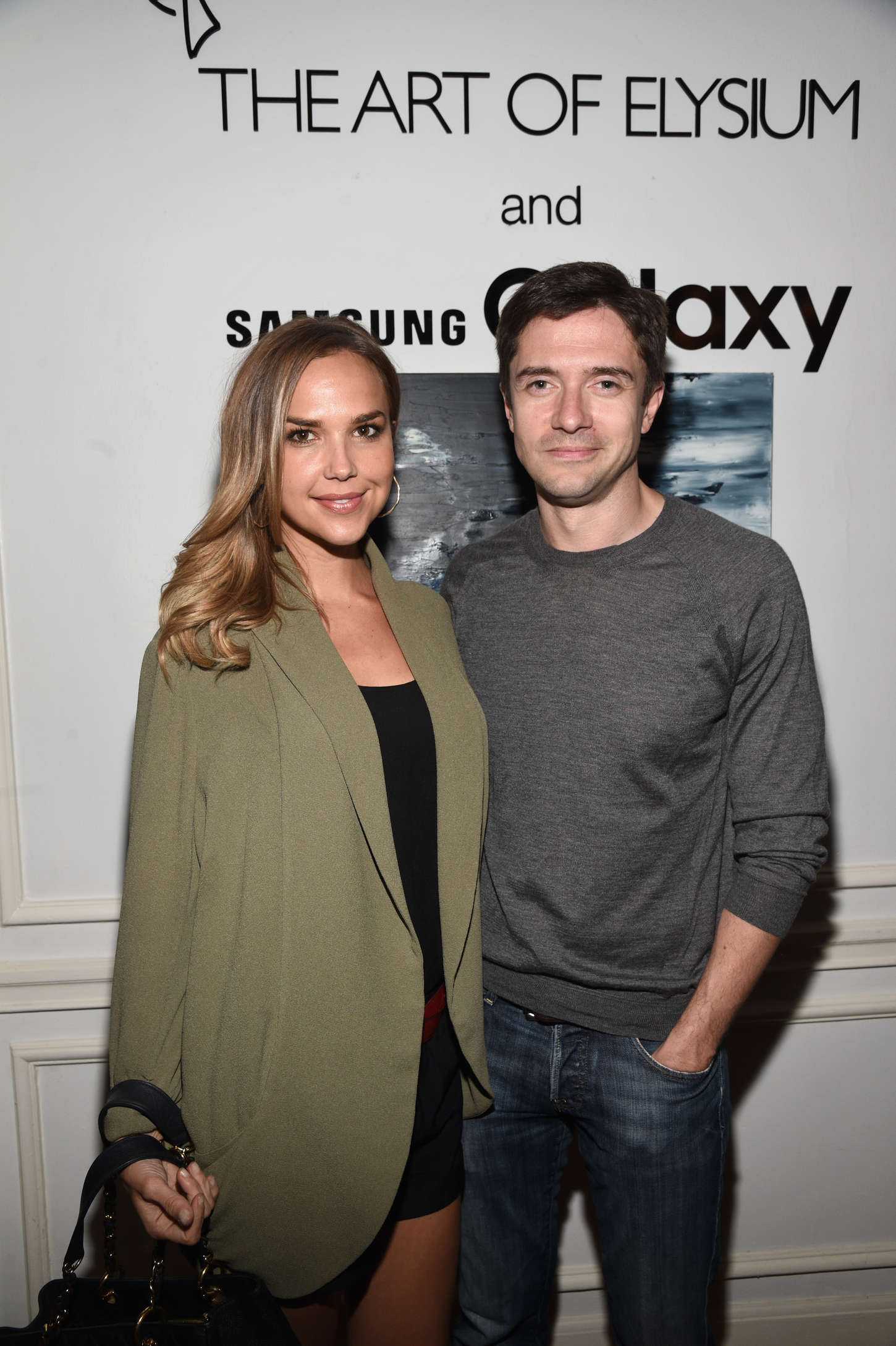 Arielle Kebbel An Introduction To HEAVEN Event in Los Angeles