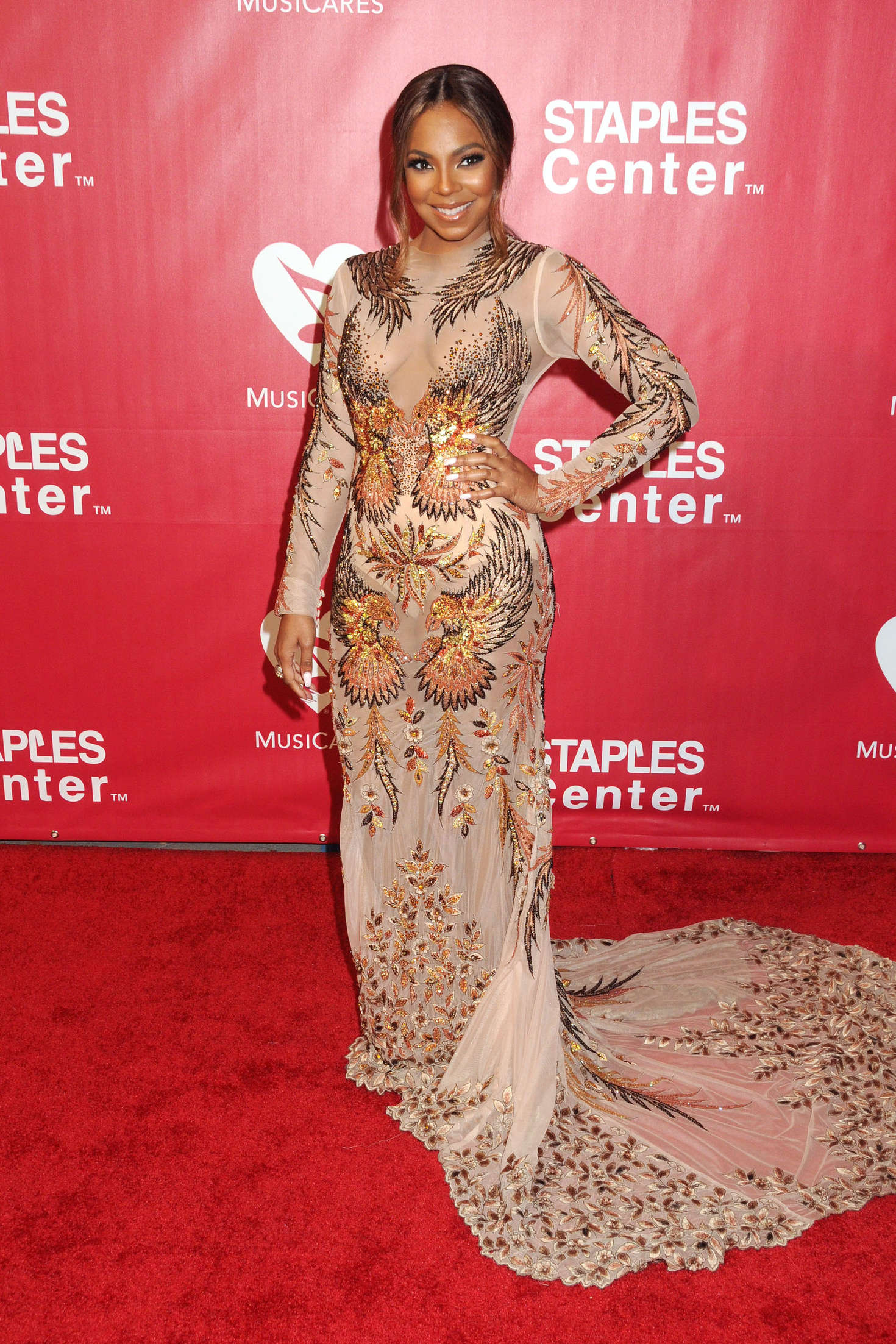 Ashanti MusiCares Person Of The Year in Los Angeles