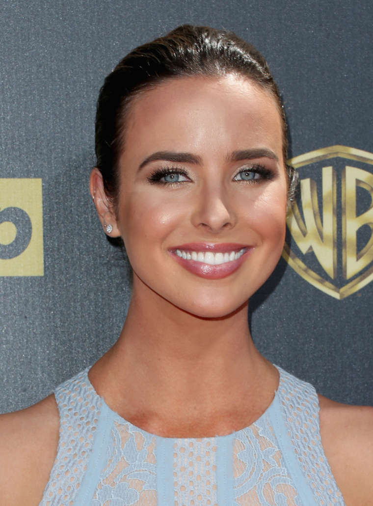 Ashleigh Brewer Annual Daytime Emmy Awards in Burbank