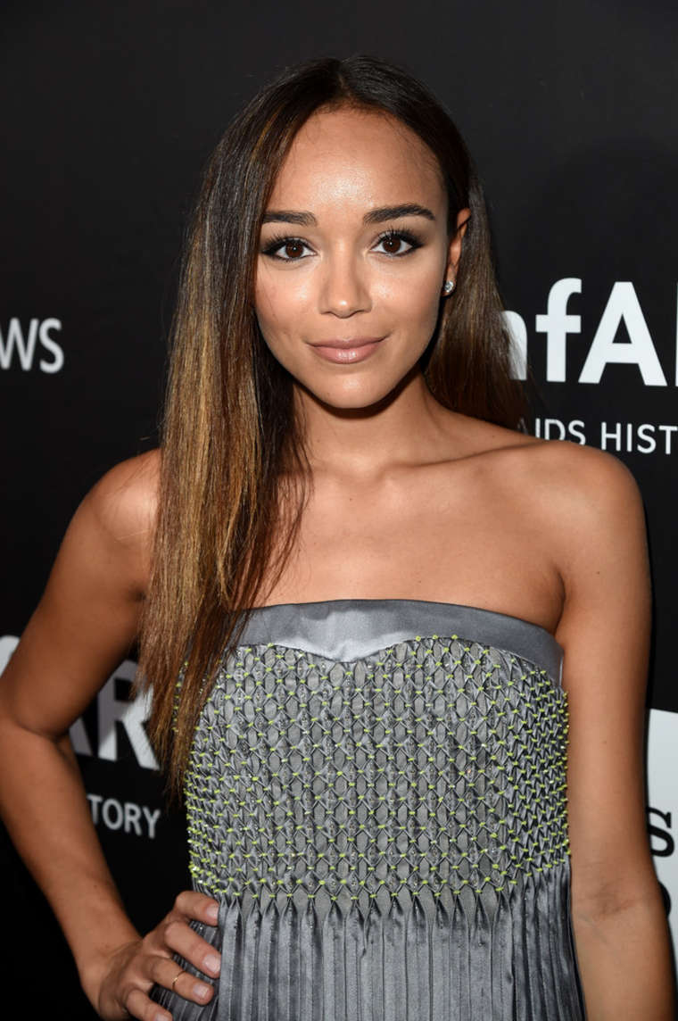 Ashley Madekwe amfAR Los Angeles Inspiration Gala in Hollywood