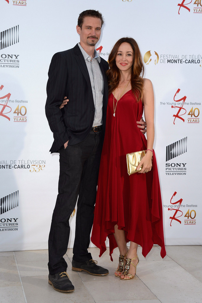 Autumn Reeser Monte Carlo TV Festival at The Young And The Restless