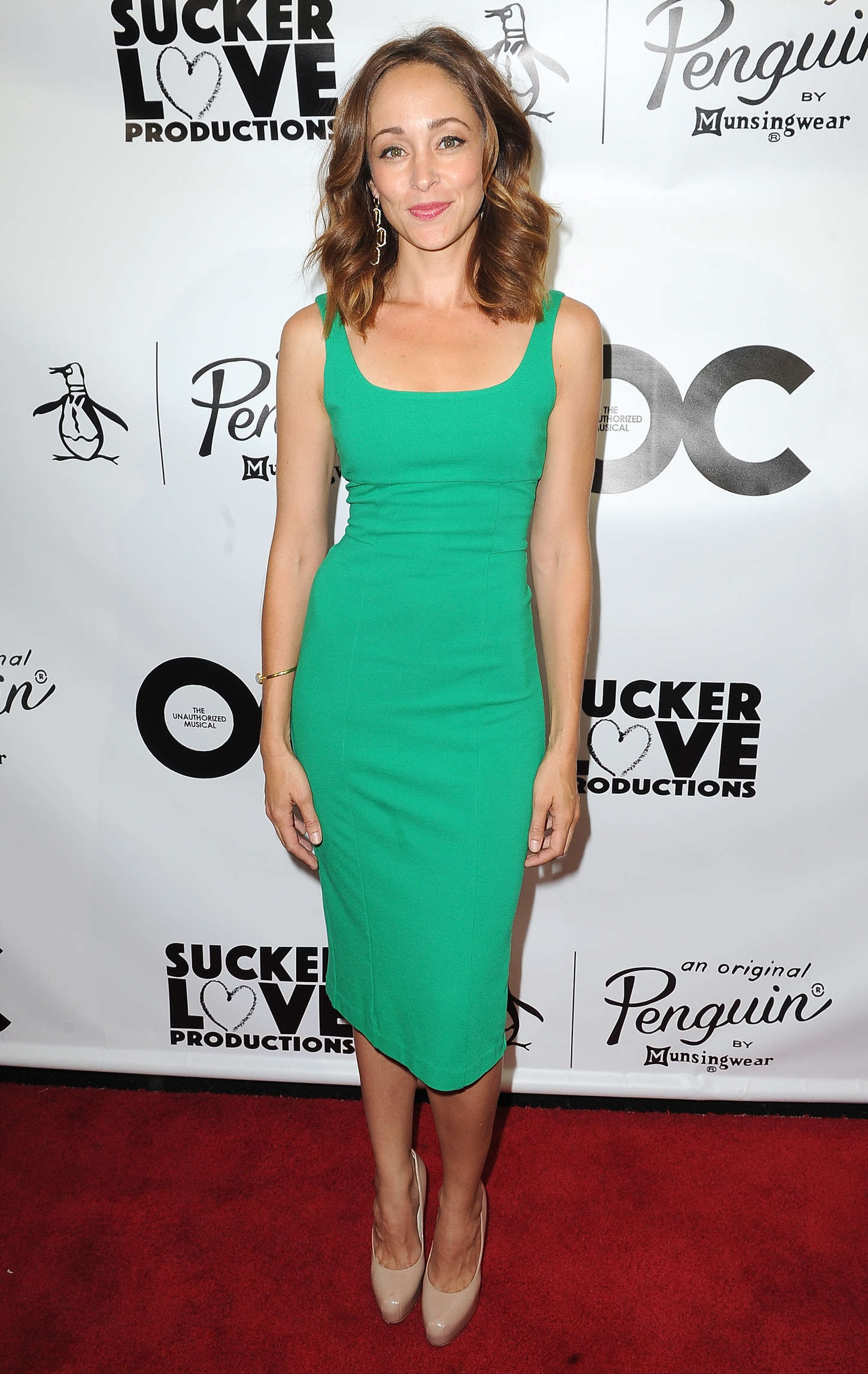 Autumn Reeser The Unauthorized O.C. Musical One Night Only Event in Hollywood
