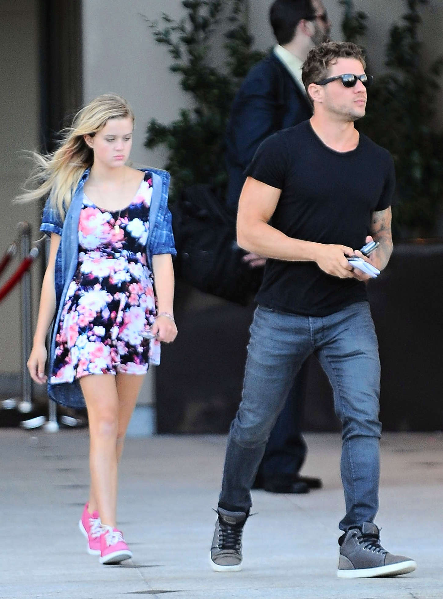 Ava Phillippe out in Westwood-1