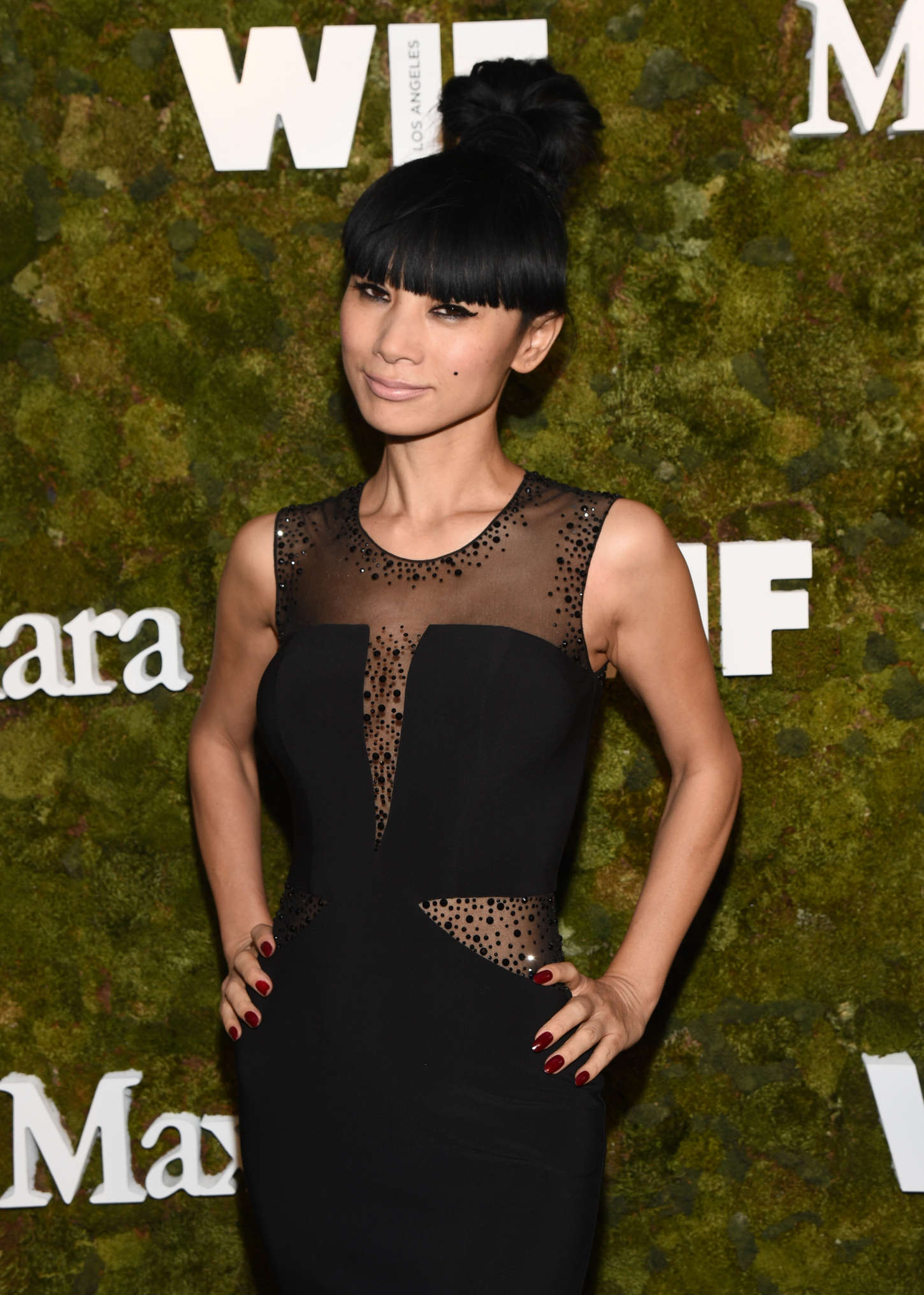 Bai Ling Max Mara Women In Film Face Of The Future Award Event in West Hollywood