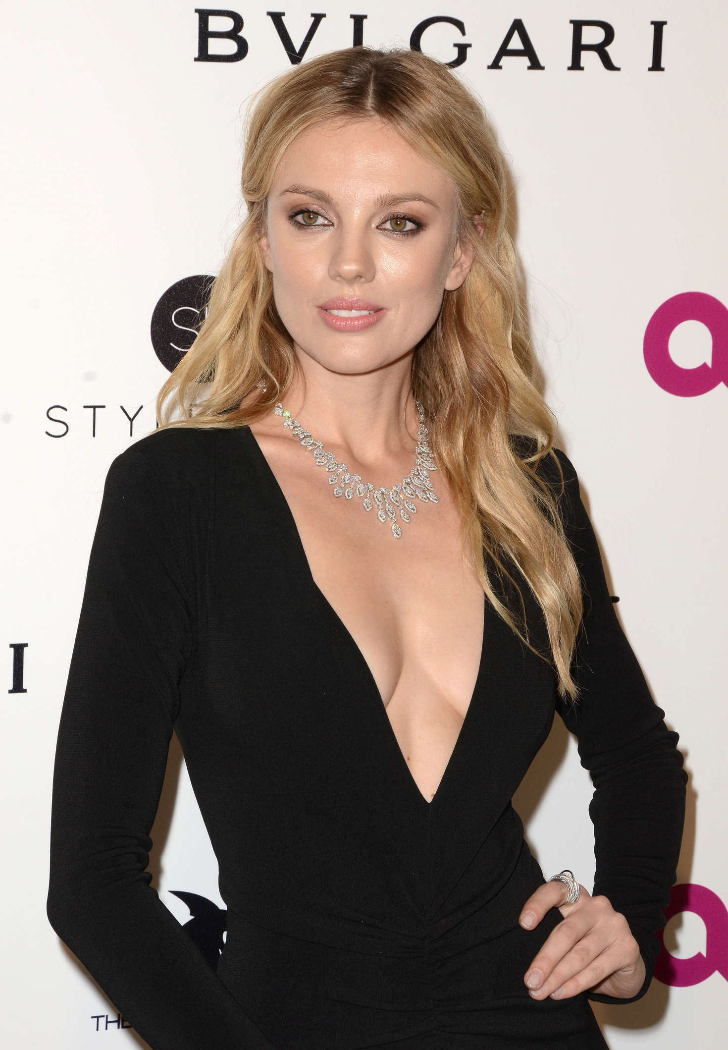 Bar Paly Elton John AIDS Foundations Oscar Viewing Party in West Hollywood