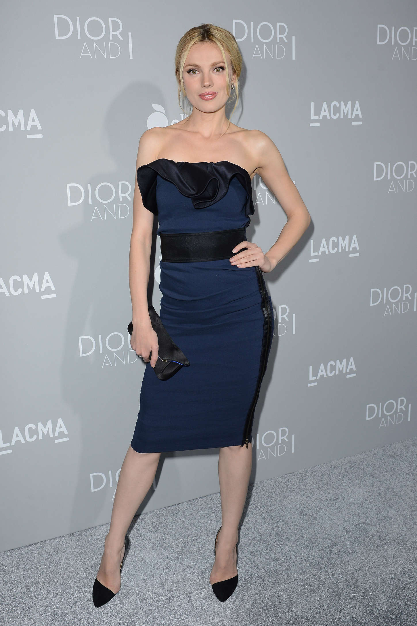 Bar Paly Orchard Premiere of Dior and I in Los Angeles