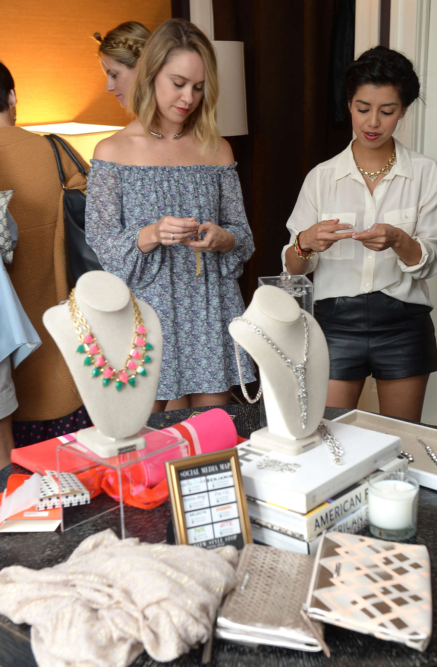 Becca Tobin NYFW Style Stop Day in New York