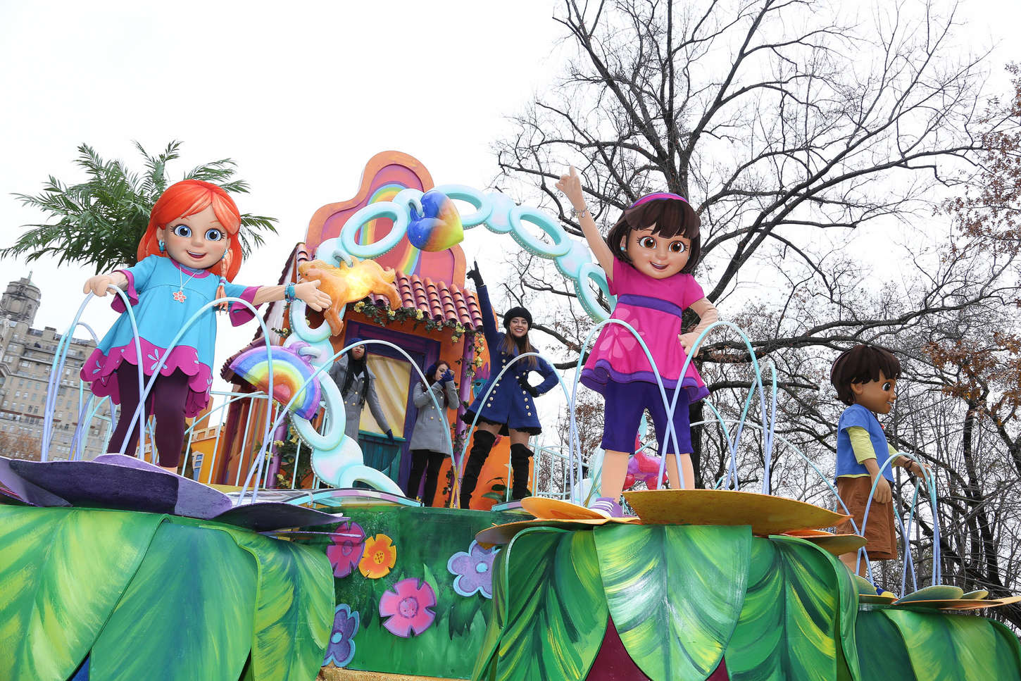 Becky G Annual Macys Thanksgiving Day Parade in New York