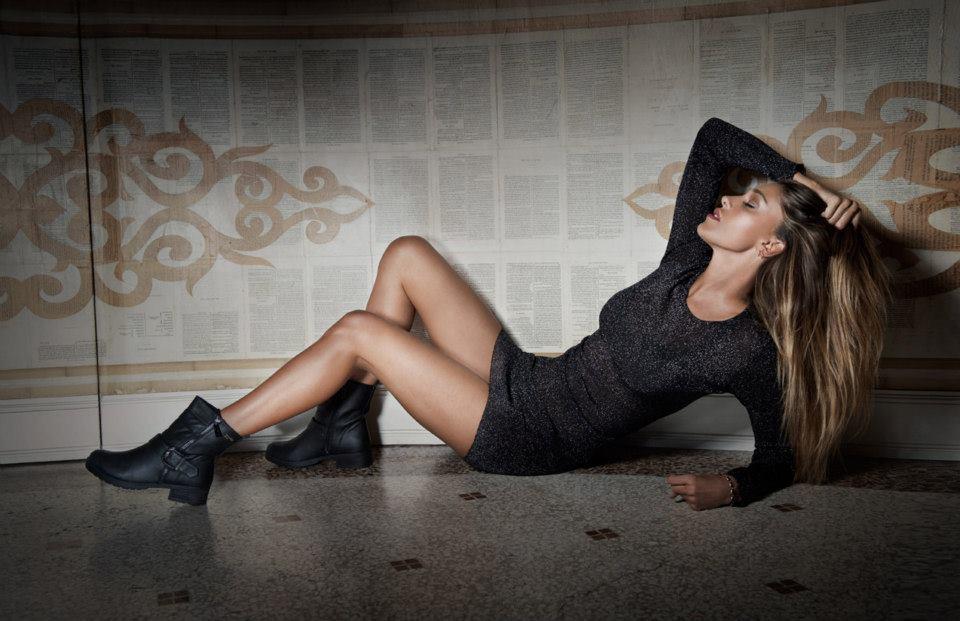 Belen Rodriguez Trendy Too Campaign