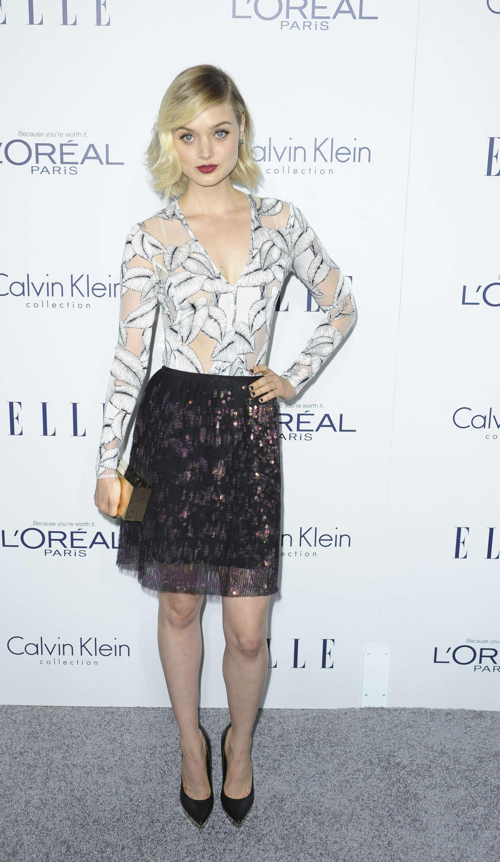 Bella Heathcote Annual ELLE Women in Hollywood Awards in Los Angeles