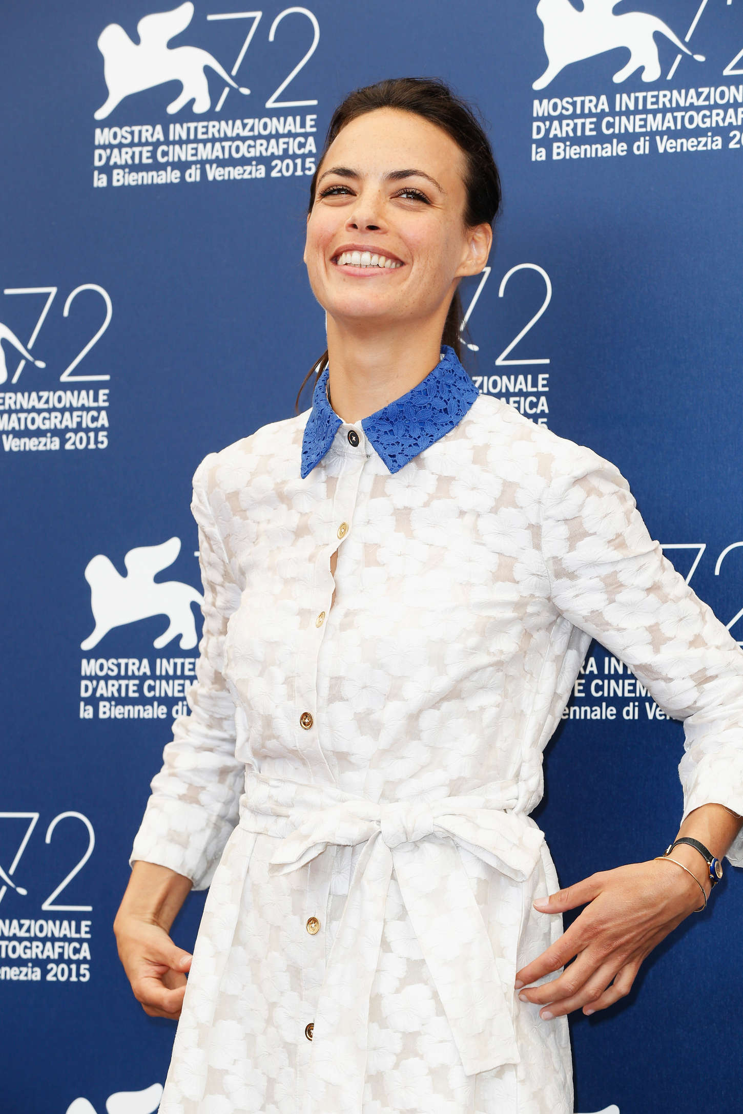 Berenice Bejo The Childhood Of A Leader Photocall at Venice Film Festival