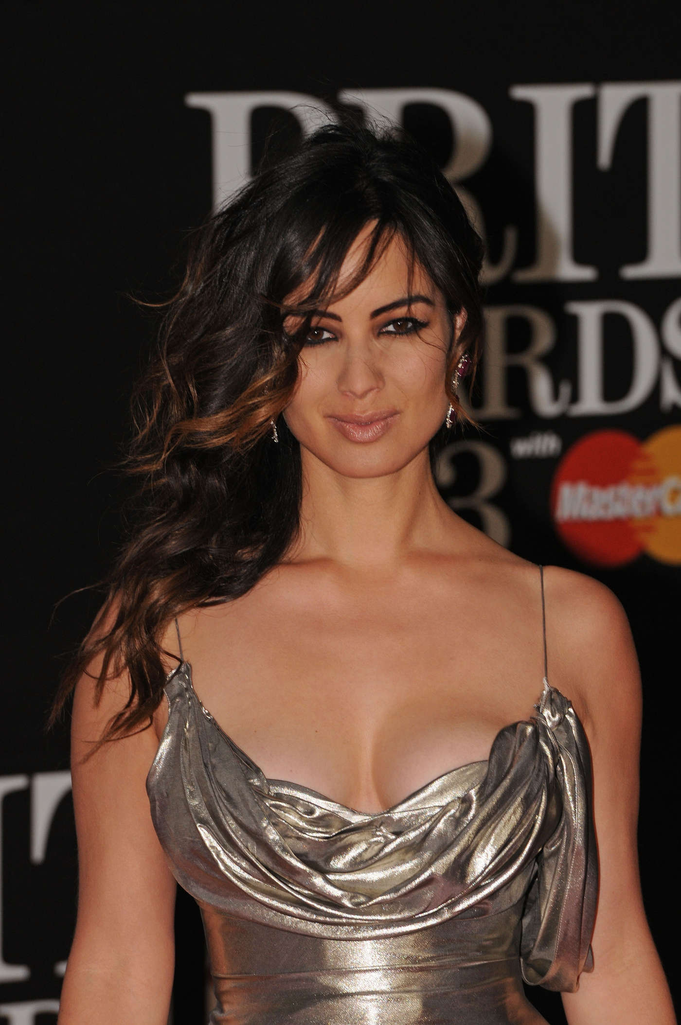 Berenice Marlohe Brit Awards in London