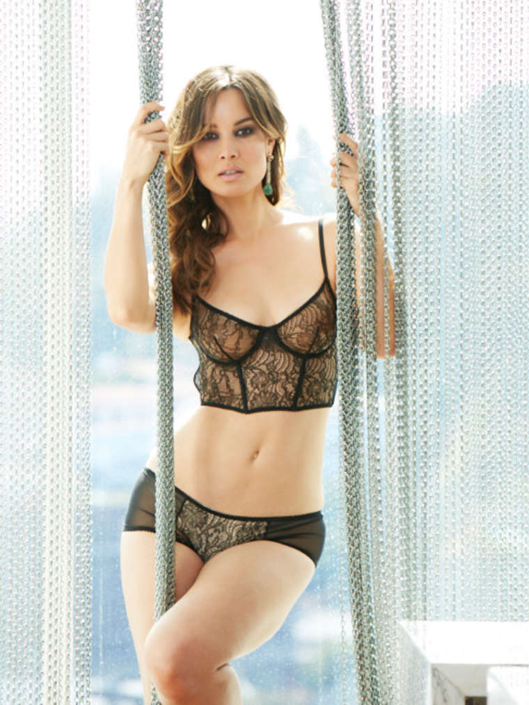 Berenice Marlohe Esquire Magazine Outtakes