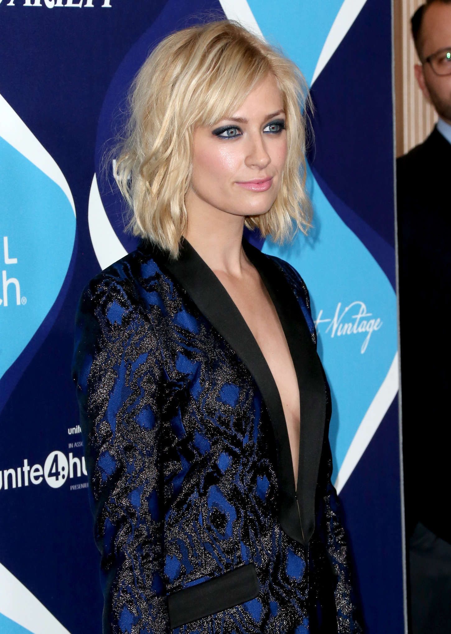 Beth Behrs Annual unite4humanity in Los Angeles