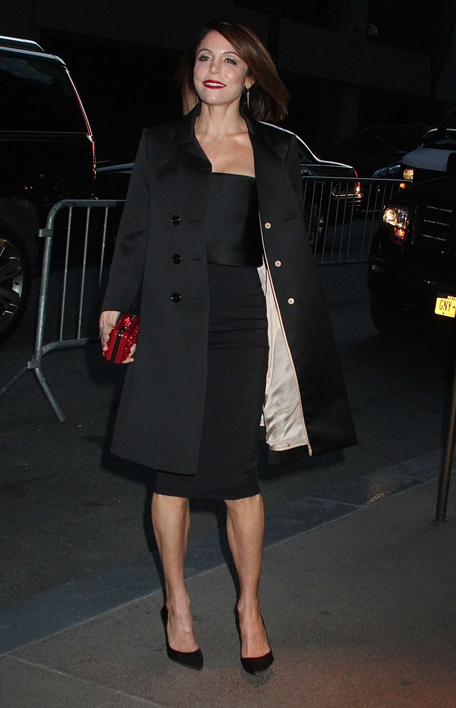 Bethenny Frankel Hollywood Reporters Most Powerful People in Media Event in New York