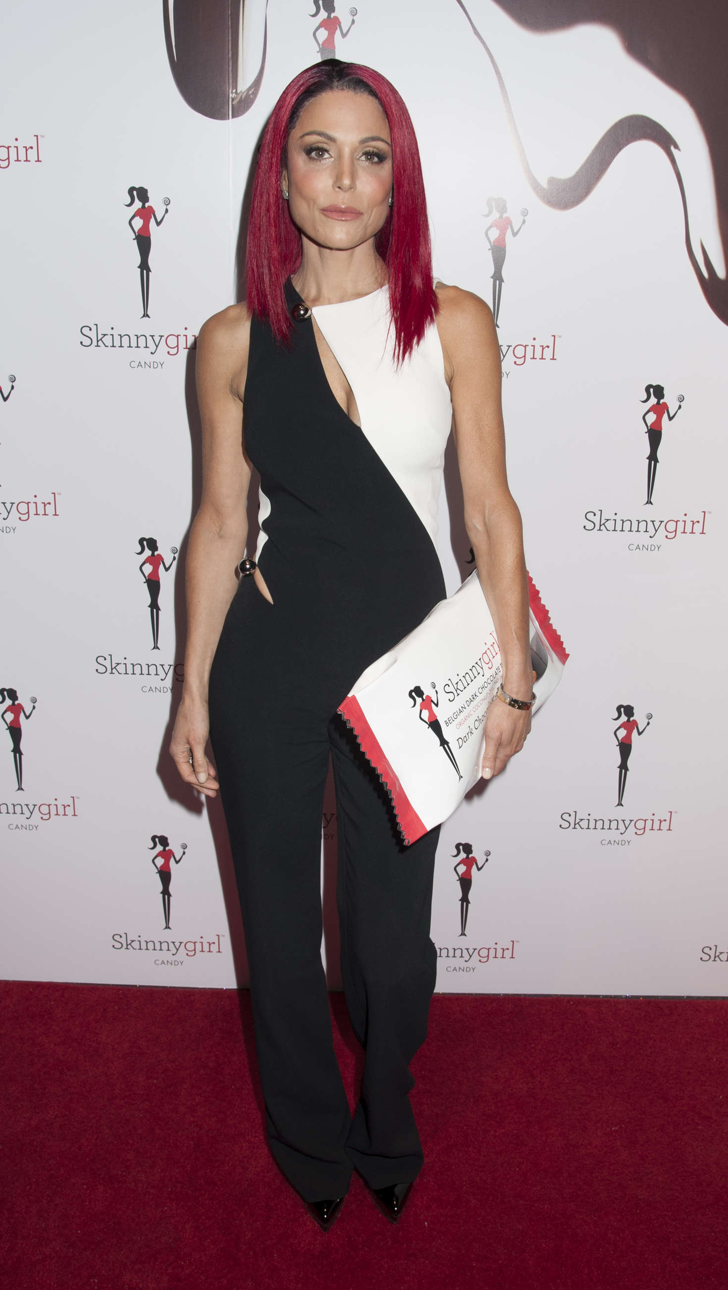 Bethenny Frankel The Skinny Girl Candy Launch in New York