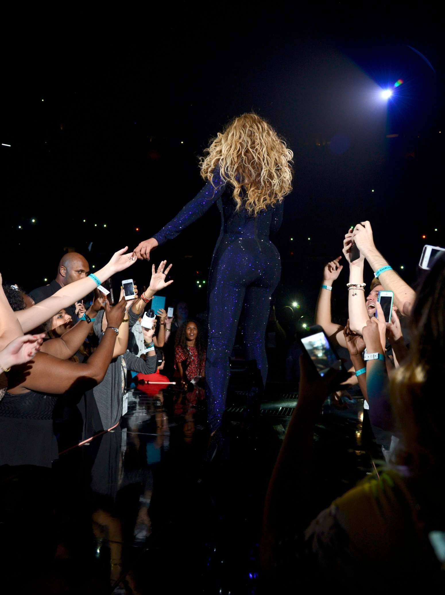 Beyonce Live in Los Angeles