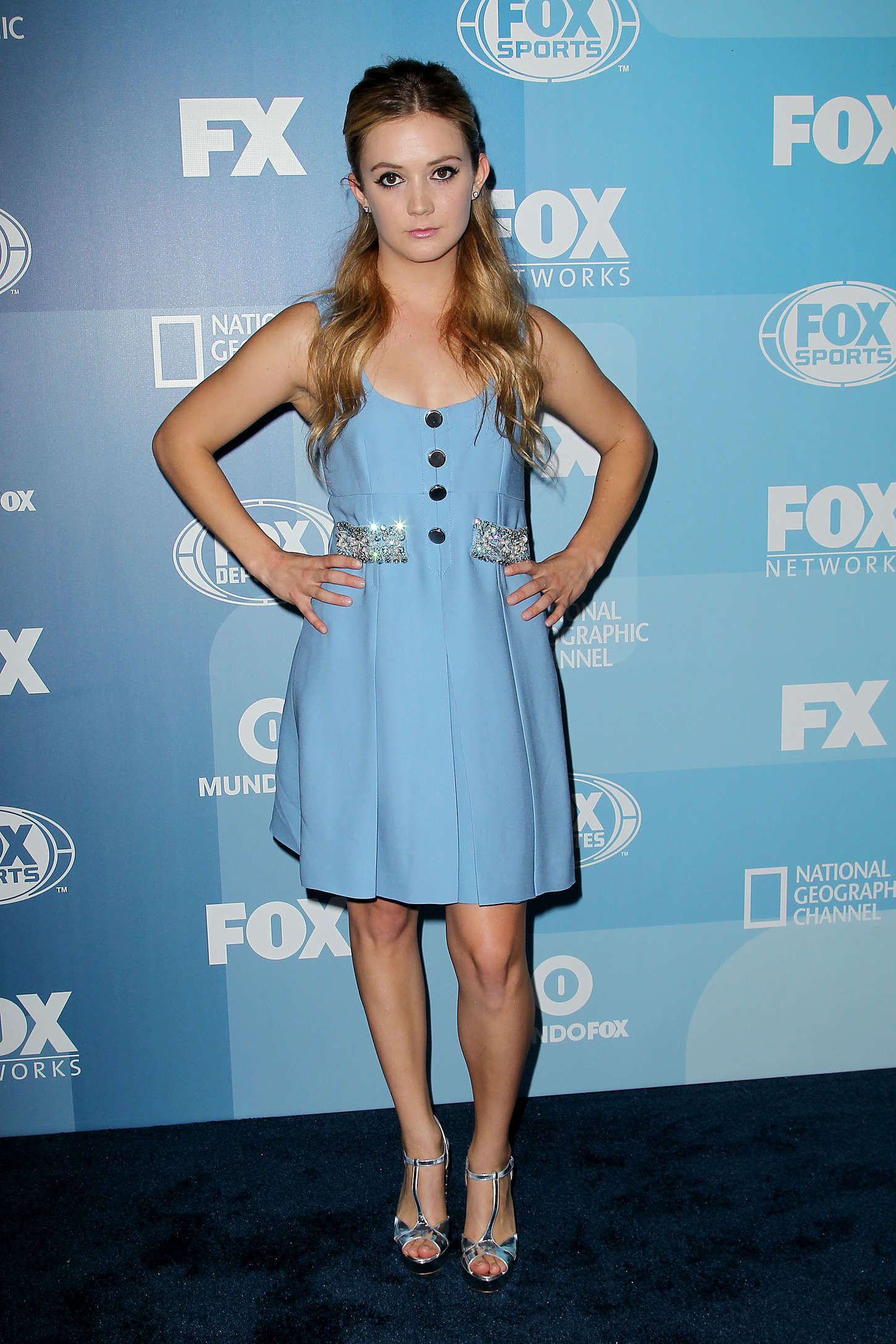 Billie Lourd FOX Programming Presentation in New York