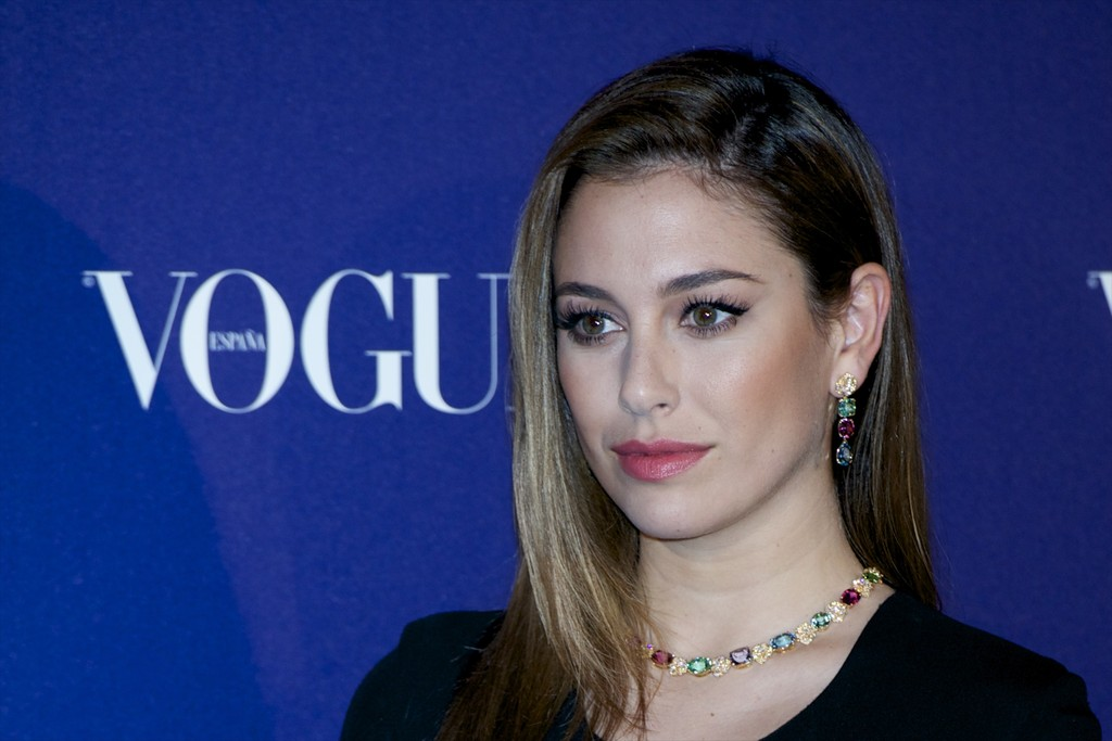 Blanca Suarez Vogue Joyas Awards in Madrid