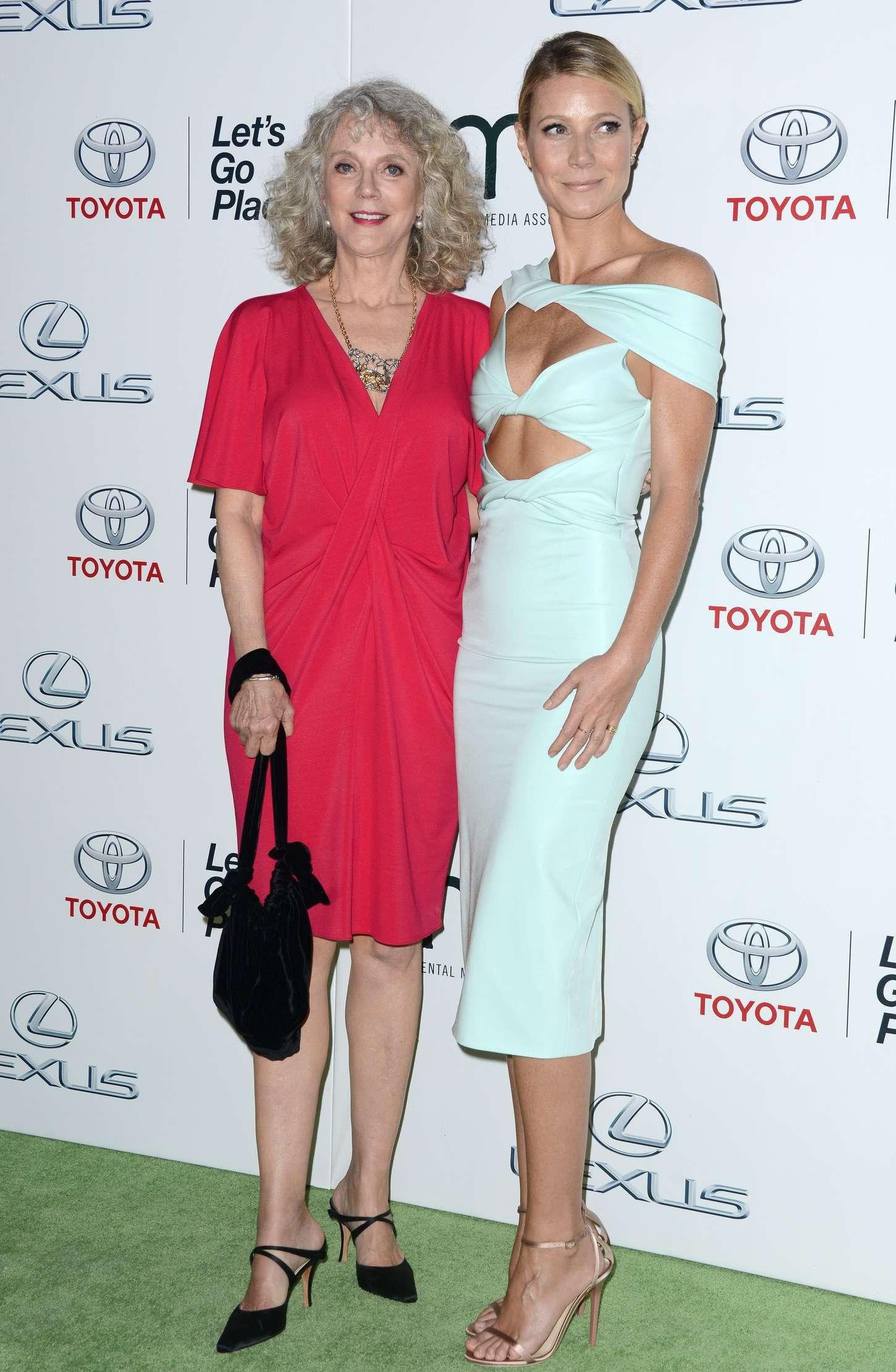 Blythe Danner Annual EMA Awards in Burbank