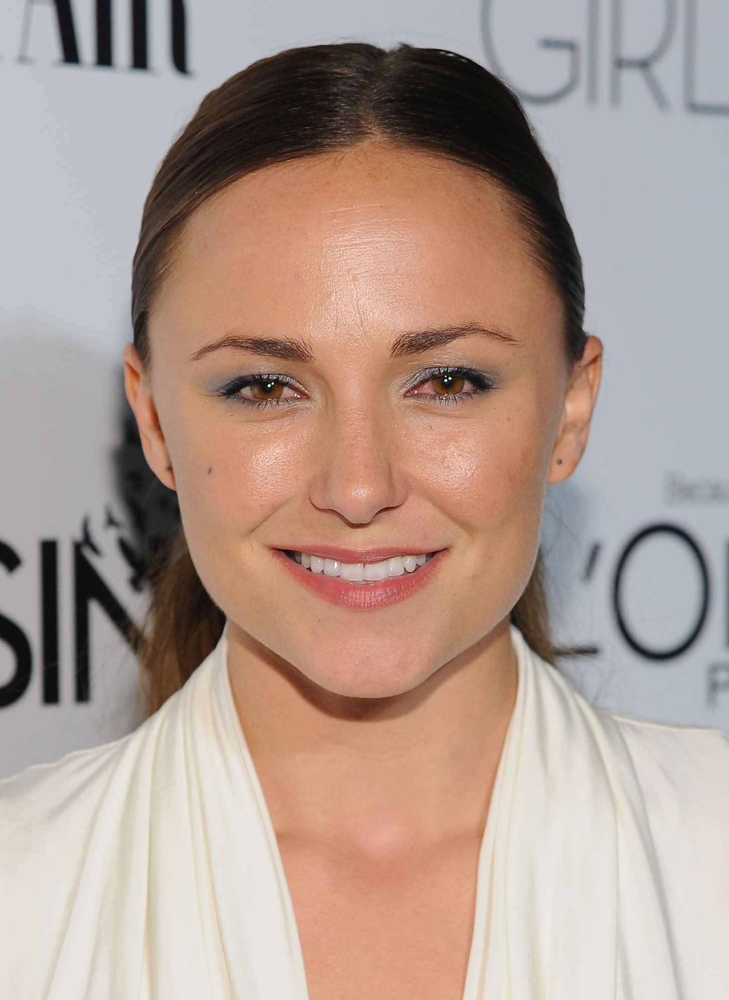 Briana Evigan VANITY FAIR and LOreal Paris D.J. Night Benefit in Los Angeles