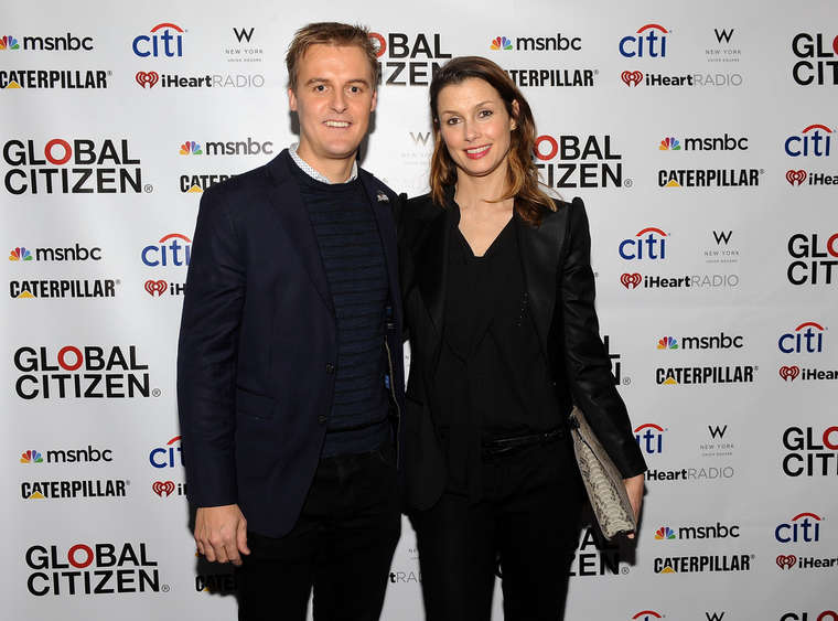 Bridget Moynahan Global Citizen Launch Party in New York