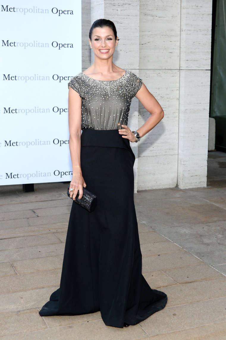 Bridget Moynahan Metropolitan Opera Season Opening in New York