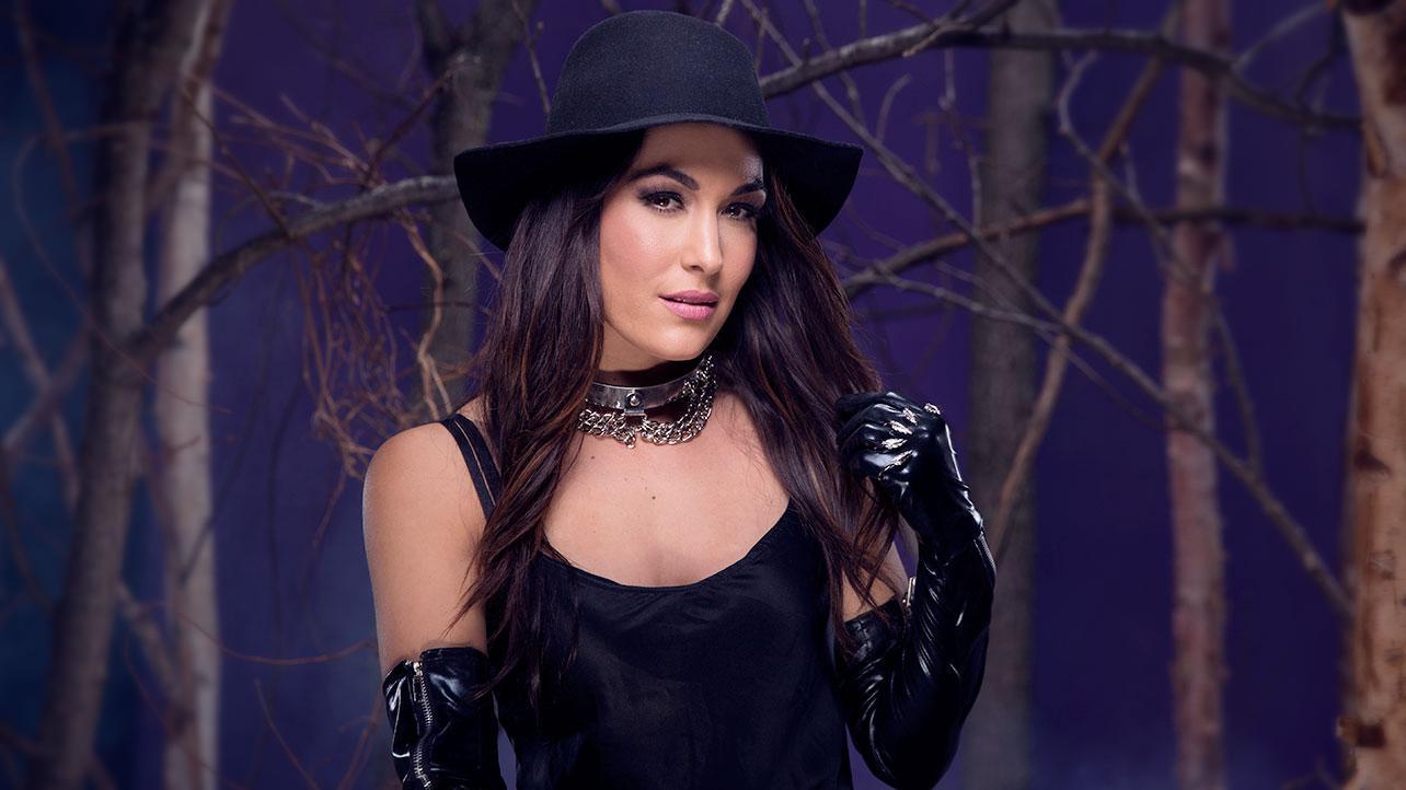 Brie Bella WWE Divas Deadman Photoshoot