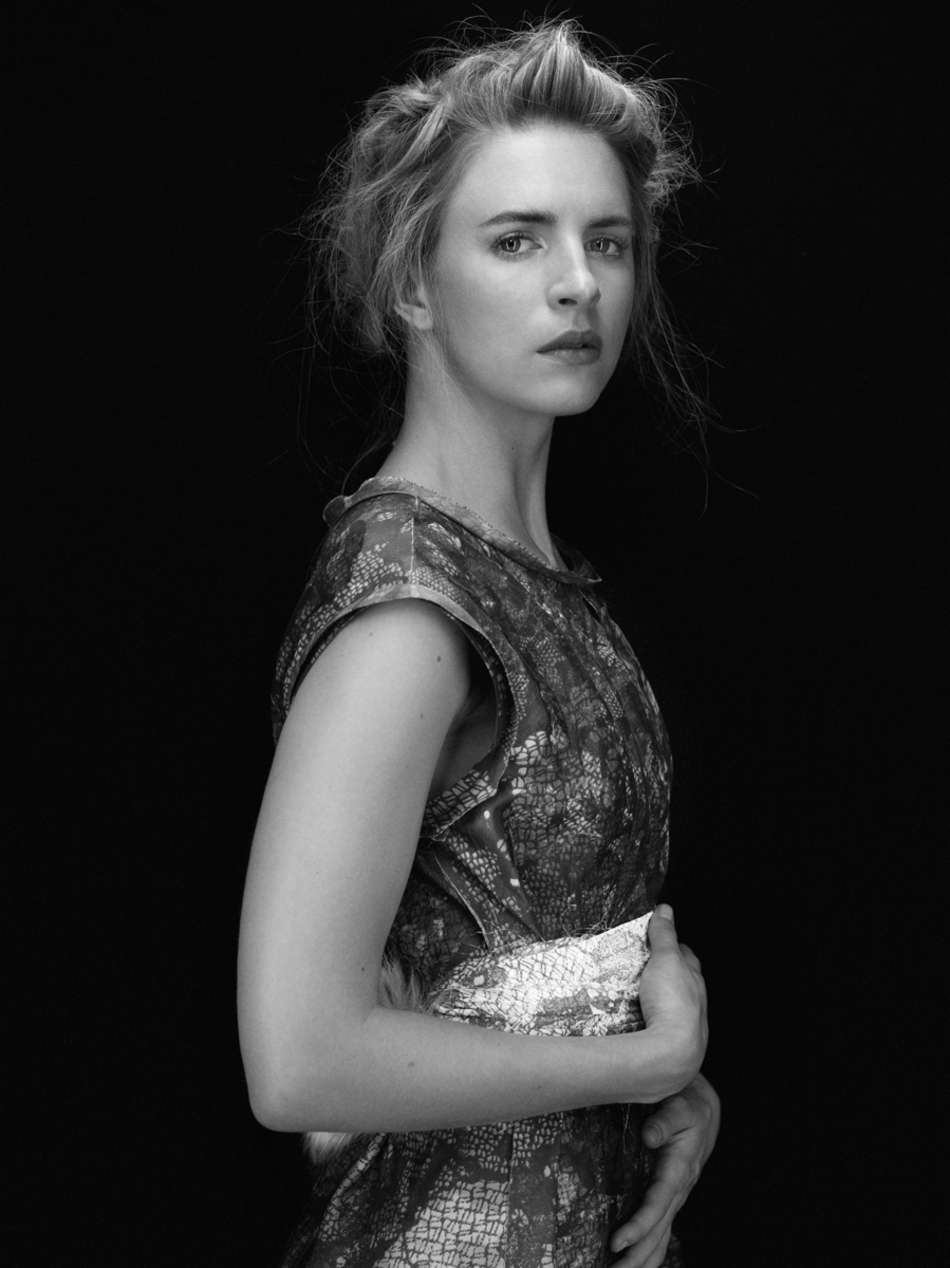 Brit Marling by Robert Maxwell Photoshoot