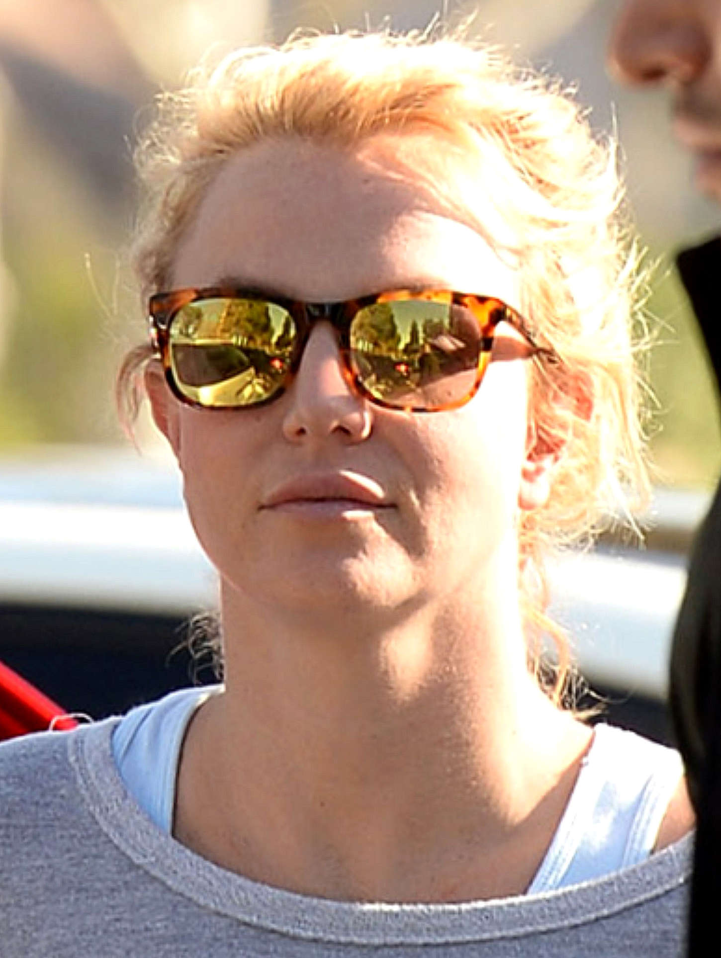 Britney Spears at Dance Studio in Westlake Village
