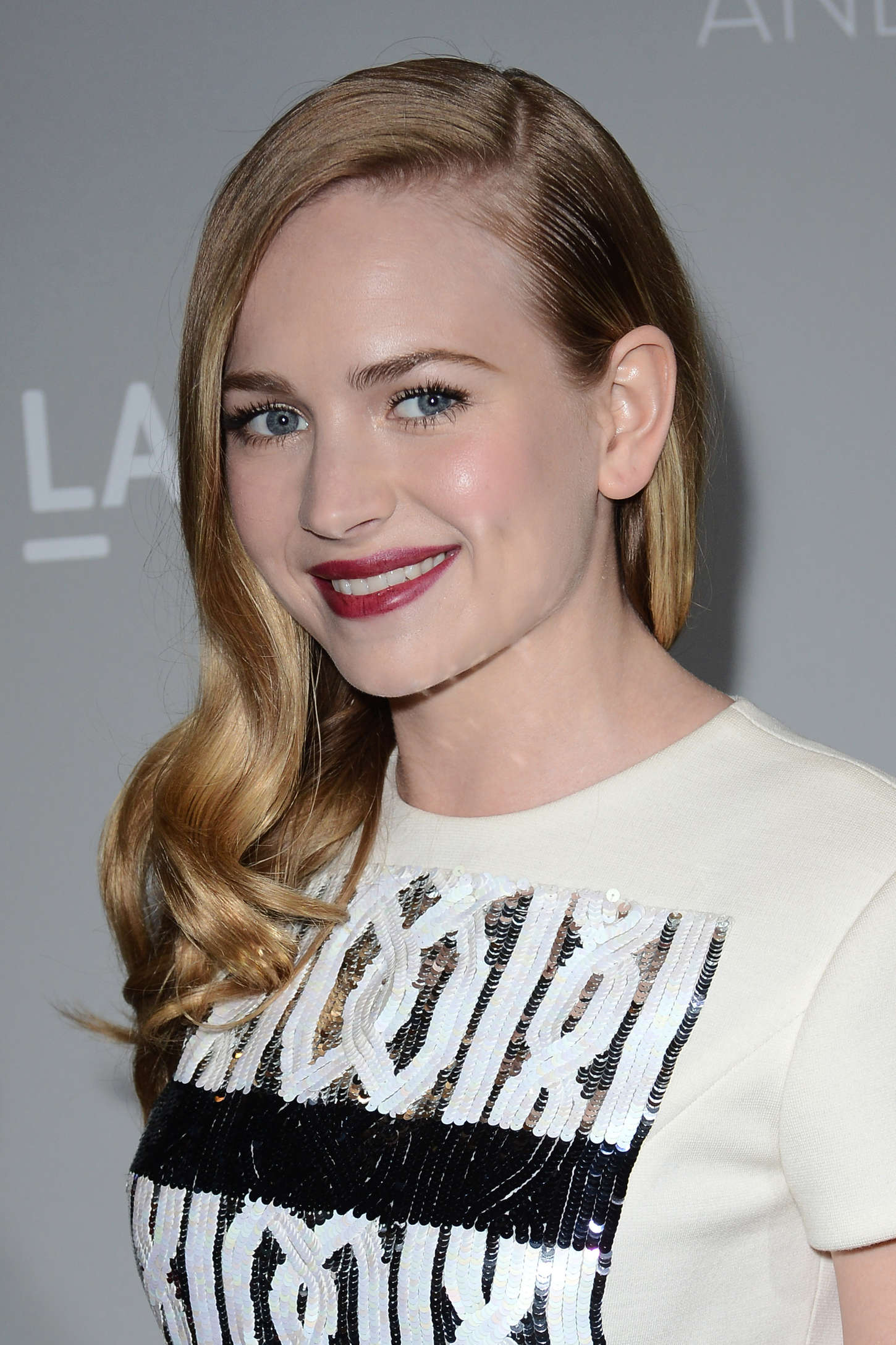 Britt Robertson Orchard Premiere of Dior and I in Los Angeles