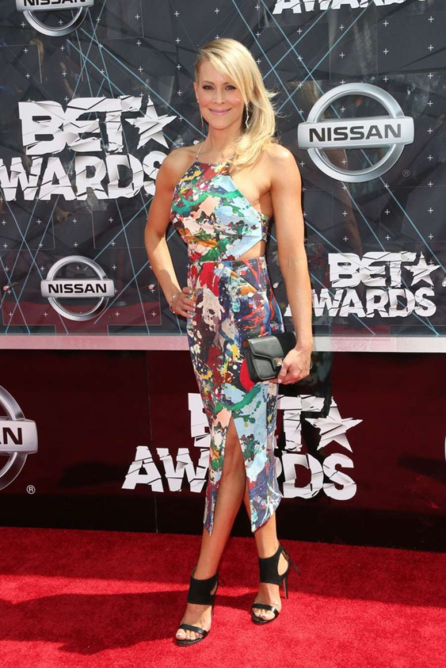 Brittany Daniel BET Awards in Los Angeles