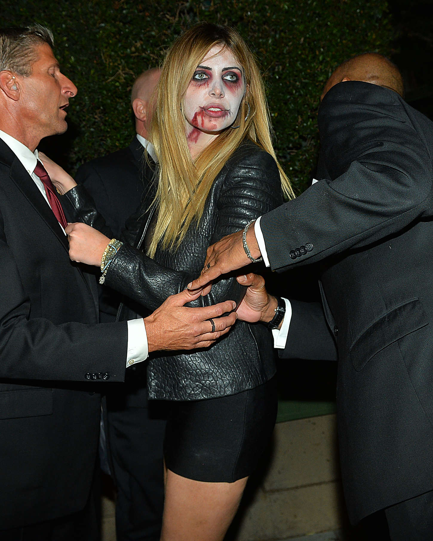 Brittny Gastineau Halloween Party in Beverly Hills