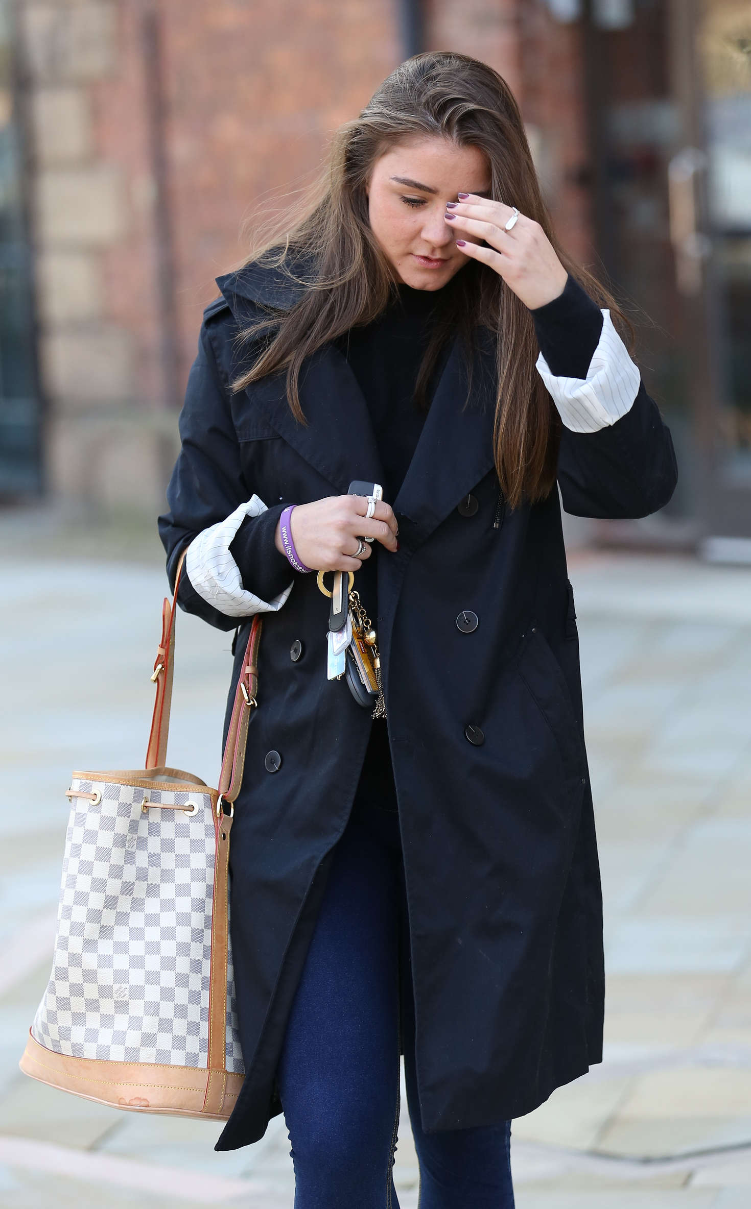 Brooke Vincent Leaving Key Radio station in Manchester