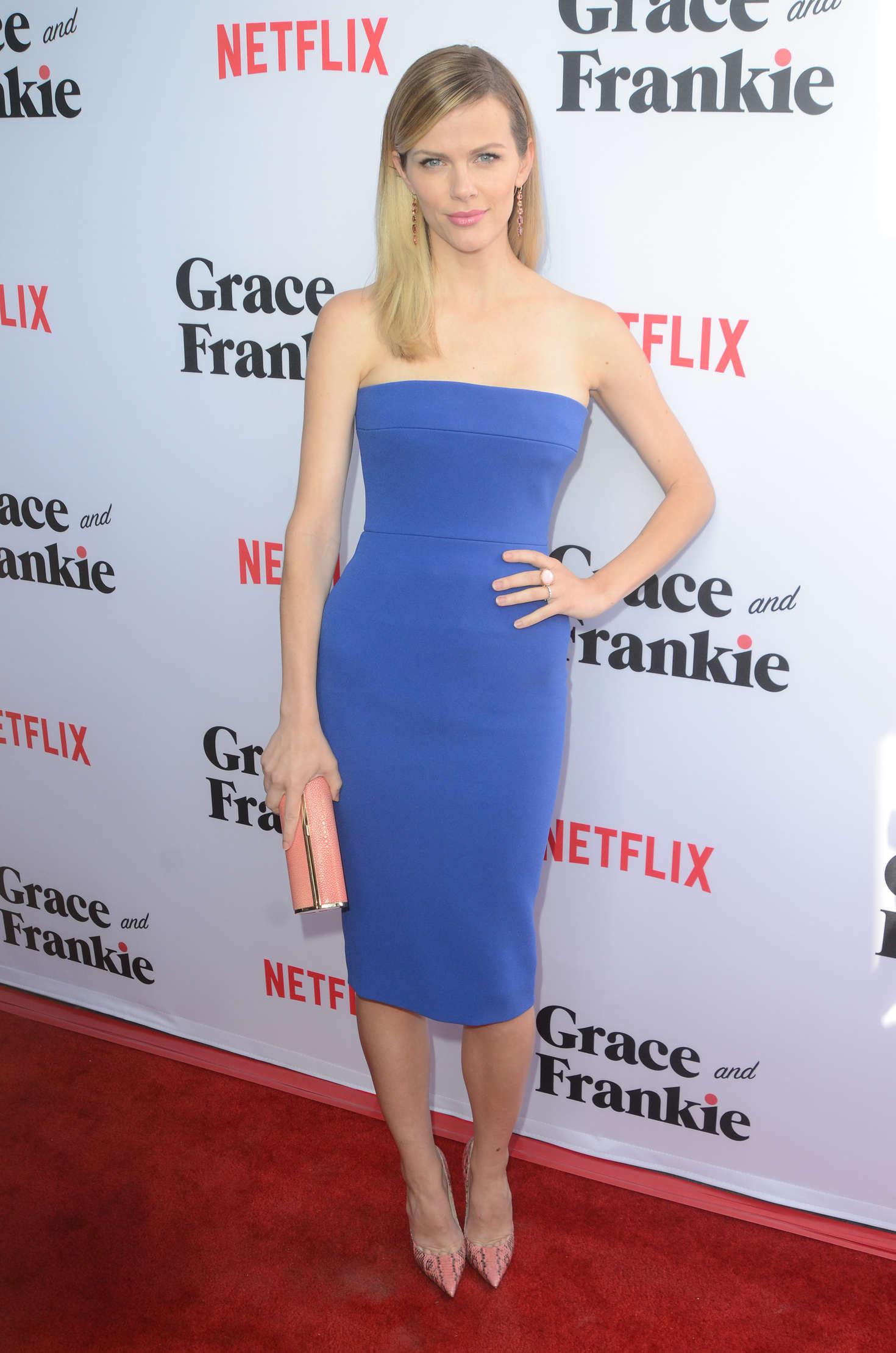 Brooklyn Decker Grace and Frankie Season Premiere in Los Angeles