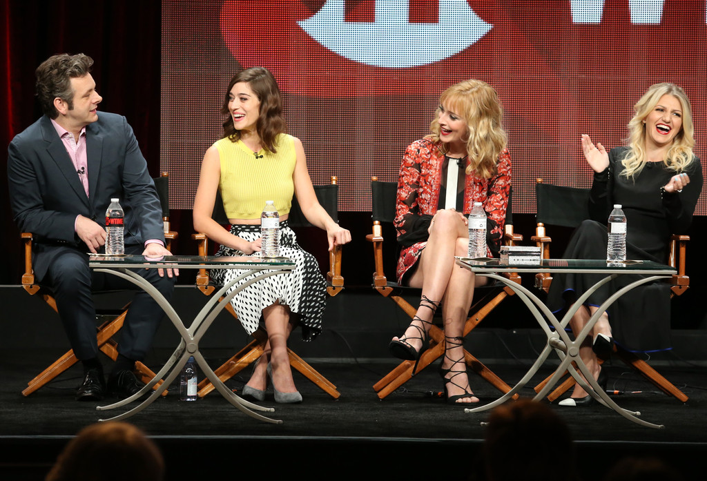 Caitlin Fitzgerald Masters of Sex Panel Summer TCA Tour in Beverly Hills