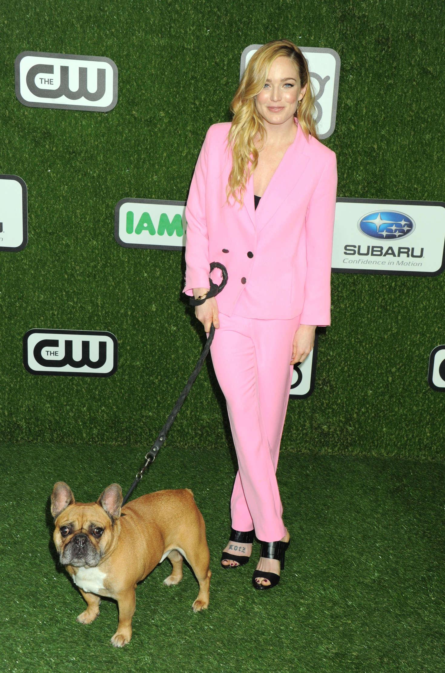Caity Lotz World Dog Awards in Santa Monica