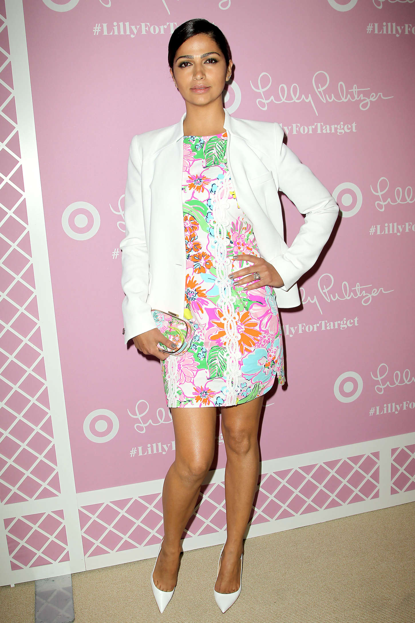 Camila Alves Target Launch Event in New York
