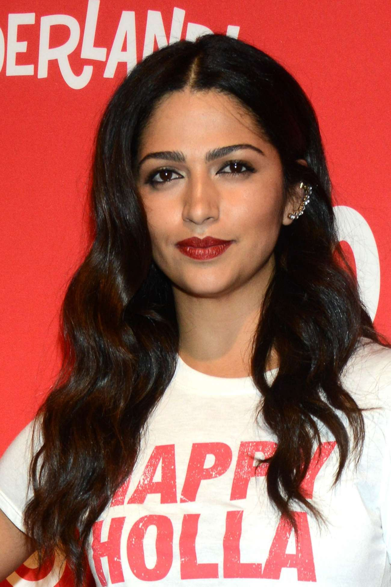 Camila Alves Target Wonderland Vip Party Kick Off in New York